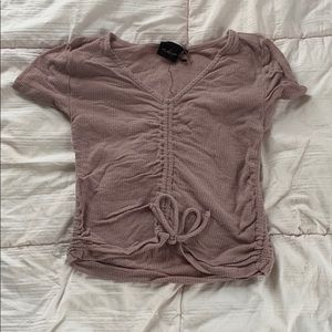 light purple soft t shirt